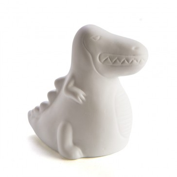 Dinosaur LED Night Light - Ceramic