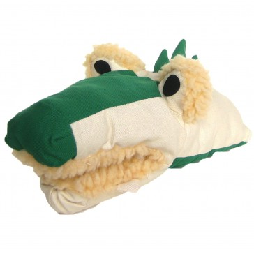 Dog Hand Puppet - Allie The Aligator