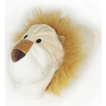 Dog Hand Puppet - Leo The Lion