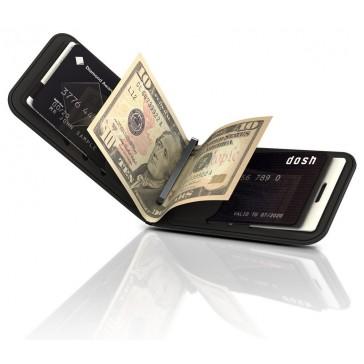Dosh Wallet Luxe - Noir