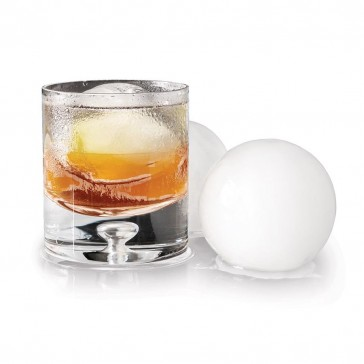 Double Sphere Ice Ball Mould