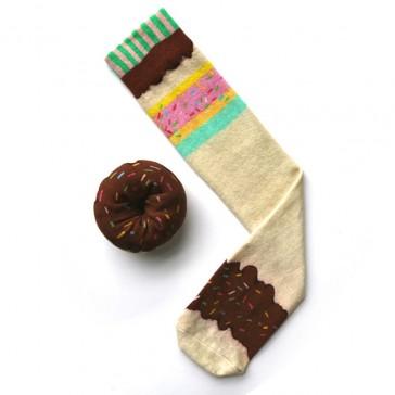 Doughnut Socks