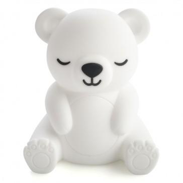 Soft Touch Sensitive LED Bear Night Light