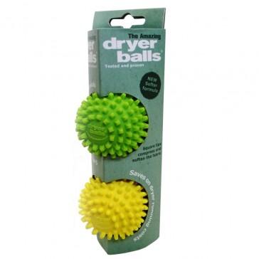 The Amazing Dryer Balls