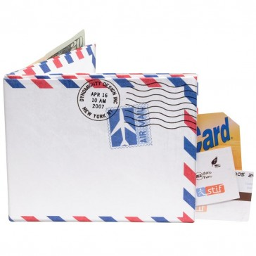 Dynomighty Tyvek Wallet - Airmail
