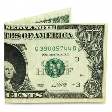 Dynomighty Tyvek Wallet - Half Dollar