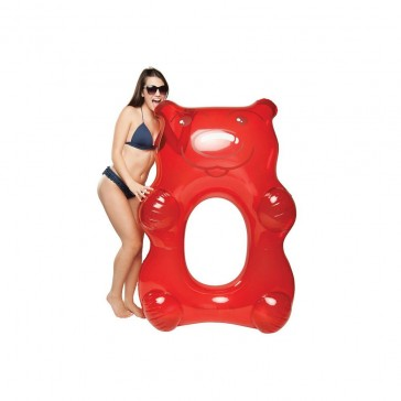 Giant Gummy Bear Pool Float