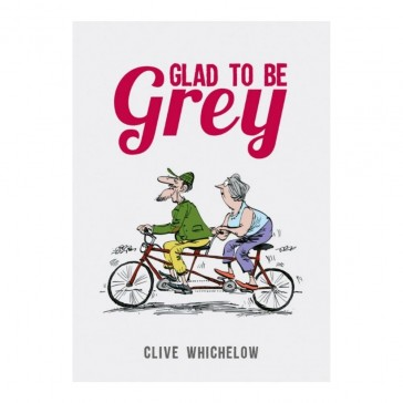 Glad To Be Grey Book