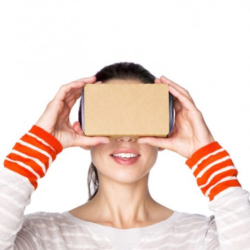 Google Cardboard VR NFC - Virtual Reality Viewer