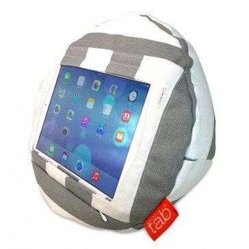 HAPPYtab iPad Cushion Beanbag Pillow by tabCoosh - Amalfi