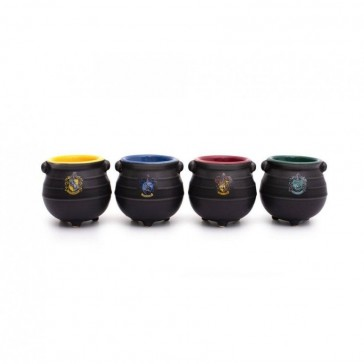 Harry Potter Cauldron Espresso Mug Set