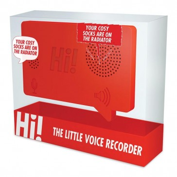 Hi! The Little Voice Recorder