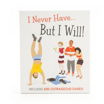 I Never Have but I Will Game - 600 Dares
