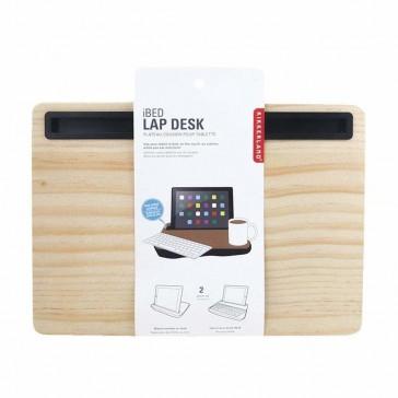 iPad iBed Lap Desk Wood Finish