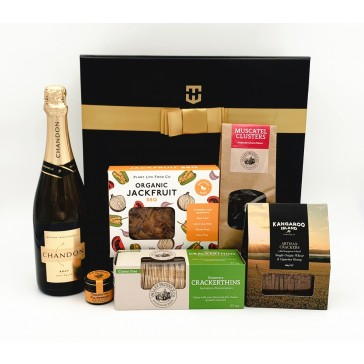 Special Gourmet Gift Hamper with Chandon Brut NV