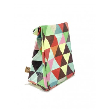 IoCO Eco Lunch Bag Tyvek Triangles
