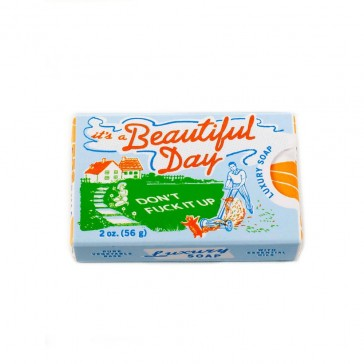It's a Beautiful Day Soap
