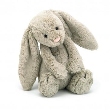 Jellycat Bashful Bunny - Beige - Med