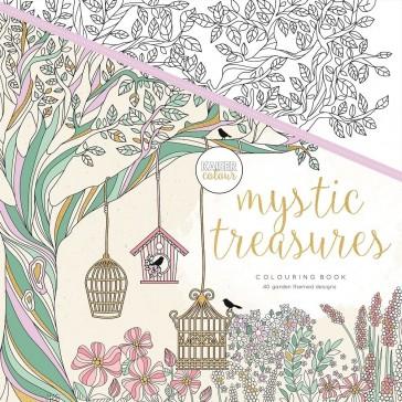 Kaisercolour Colouring Book - Mystic Treasures