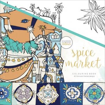 Kaisercolour Colouring Book - Spice Market