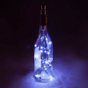 LED Bottle Light Kit - White