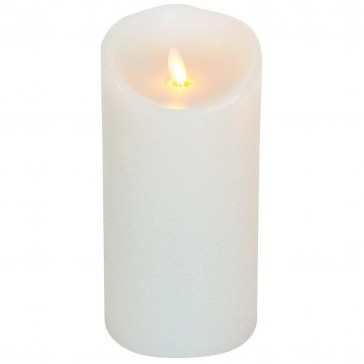 "Luminara Candle Flameless LED - 4 x 9"" (10 x 23cm) - Ivory"