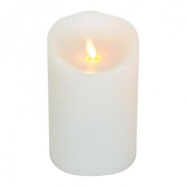 "Luminara Candle Flameless LED - 3.5 x 5"" (9 x 13cm) - Ivory"