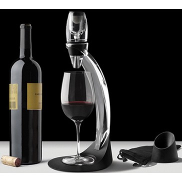 Magic Decanter - Essential Wine Aerator Deluxe with stand - Venturi