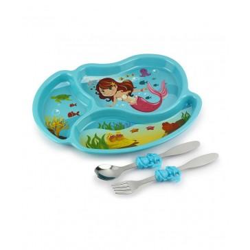 Me Time Meal Set - Mermaid