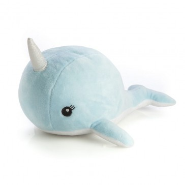 Narwhal Unicorn of the Sea Plush Toy