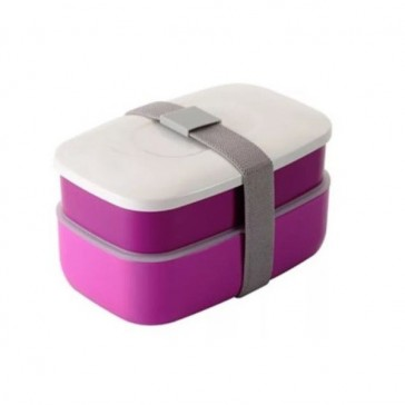 Oasis Bento Lunch Box - Purple