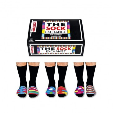 Odd Socks - Sock Exchange