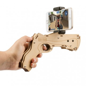 Virtual Blaster - Augmented Reality for Your Smartphone