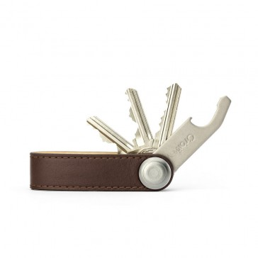 Orbitkey Leather - Chocolate