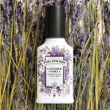Poo Pourri Lavender Vanilla 59ml (2oz)