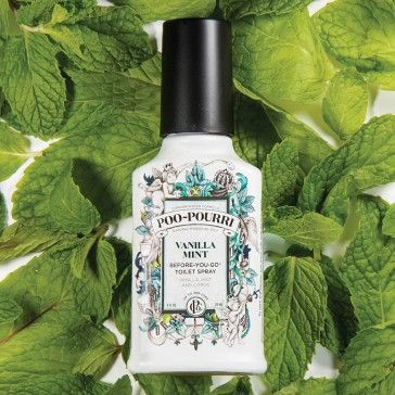 Poo Pourri Vanilla Mint 59ml (2oz)