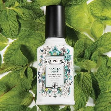 Poo Pourri Vanilla Mint 118ml (2oz)