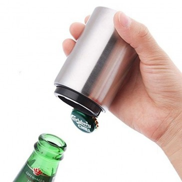Automatic Pop Top Bottle Opener