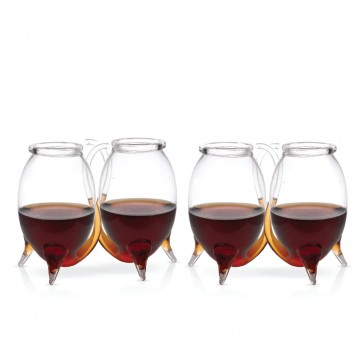 Port Sippers - Vampire Wine Glasses