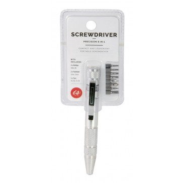 Precision 8 in 1 Screwdriver