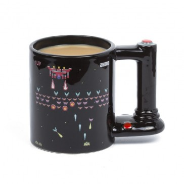 Retro Arcade Colour Changing Mug