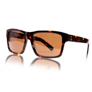 Royal Aquamarine Warhola Dark Tortoise Sunglasses