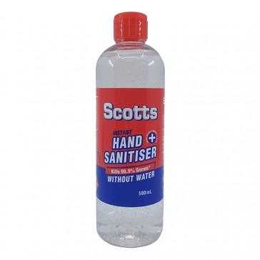 Instant Hand Sanitiser - 500ml