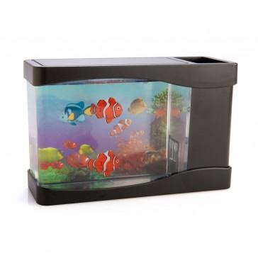 Sea Life Mini Fish Aquarium Lamp