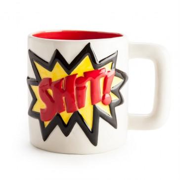 Shit Kapow Mug