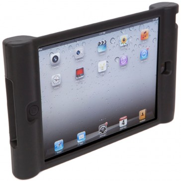 iPad Case for Kids Silicone - Black