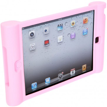 Silicone iPad Case for Kids to Suit iPad 2 3 4 - Pink