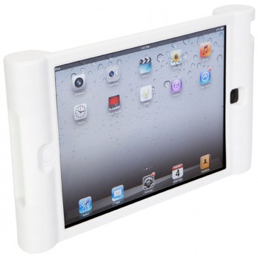 Silicone iPad Case for Kids to Suit iPad 2 3 4 - White