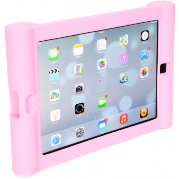 Silicone iPad Case for Kids to Suit iPad mini - Pink