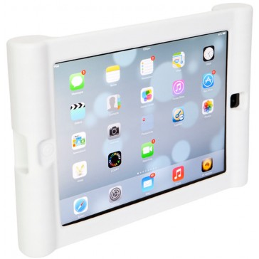Silicone iPad Case for Kids to Suit iPad mini - White